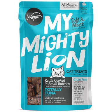 Waggers™ My Mighty Lion Cat Treats - Critter Country Supply Ltd.