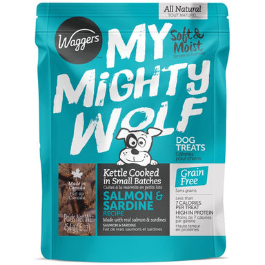 Waggers™ My Mighty Wolf Dog Treats - Critter Country Supply Ltd.