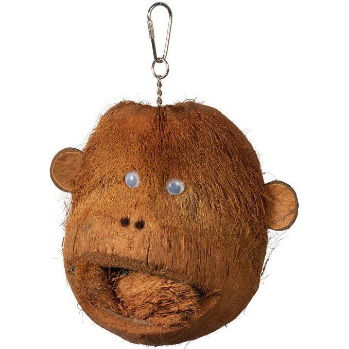 Prevue Pet Products Naturals Coco Monkey Bird Toy - Critter Country Supply Ltd.
