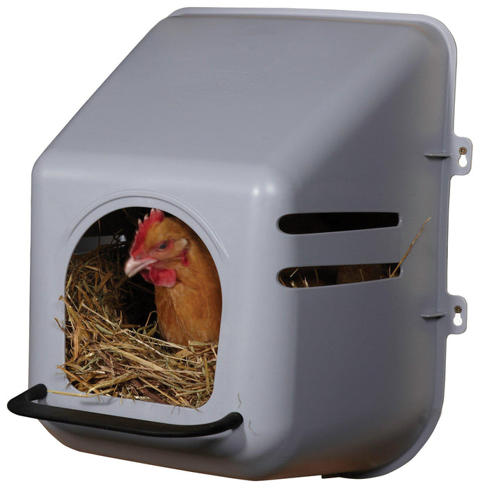 Little Giant® Plastic Nesting Box - Critter Country Supply Ltd.