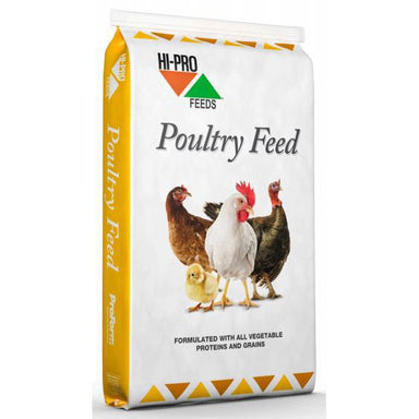 HI-PRO FEEDS® ProForm Poultry Feed Classic Hen Scratch 20 KG Bag - Critter Country Supply Ltd.