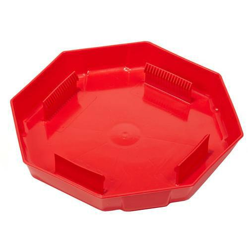 Little Giant® Poultry Waterer Replacement Red Base - Critter Country Supply Ltd.