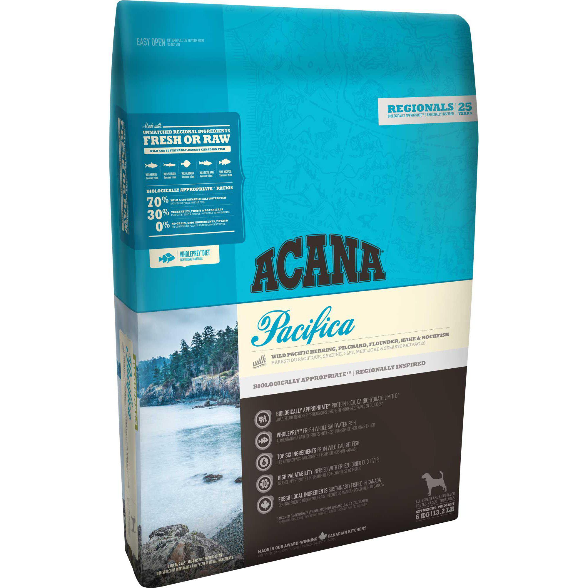 ACANA® REGIONALS Pacifica - Critter Country Supply Ltd.