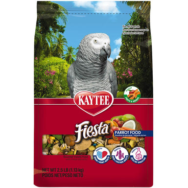Kaytee® Fiesta® Parrot Food - Critter Country Supply Ltd.