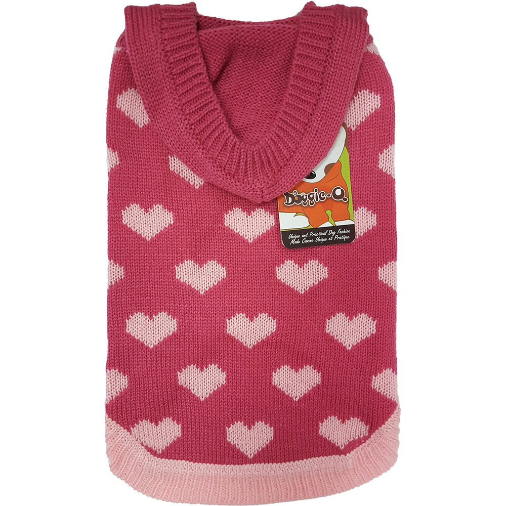 Doggie-Q Fashion Sweaters - Critter Country Supply Ltd.