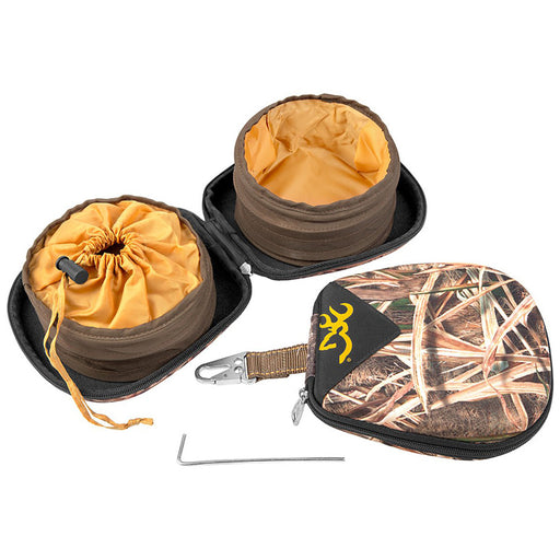 BROWNING® Portable Collapsing Pet Dishes