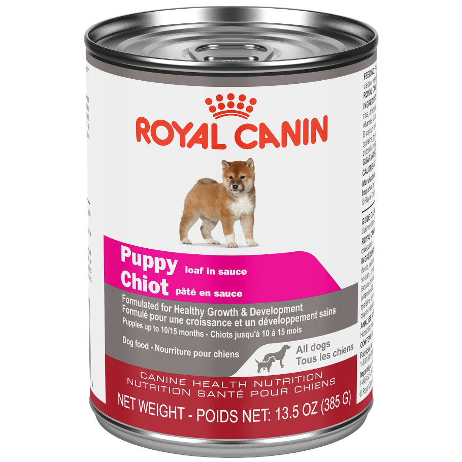 ROYAL CANIN® Puppy Loaf Canned Dog Food - Critter Country Supply Ltd.