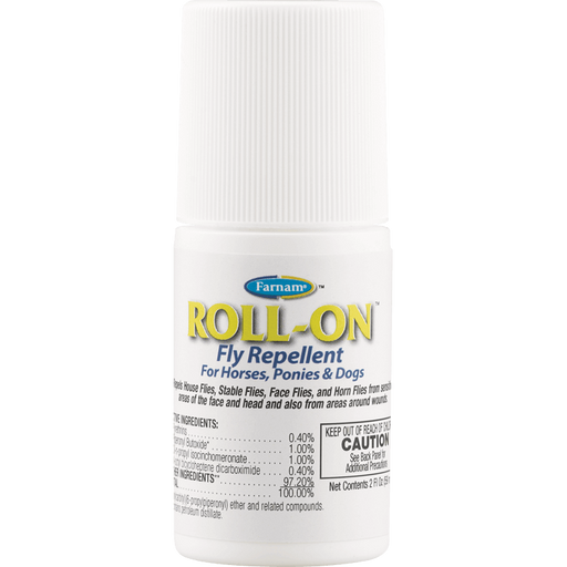 Farnam® ROLL-ON™ Fly Repellent & Insecticide 59ml