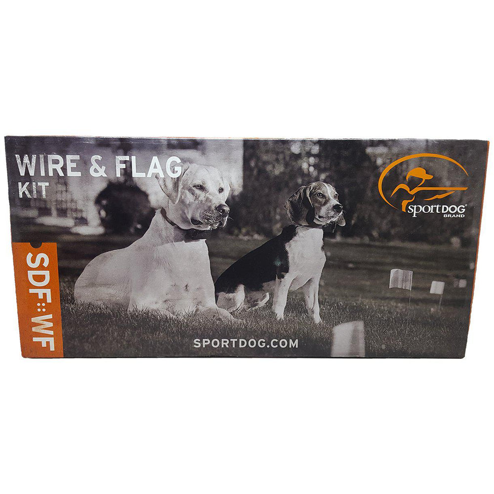 SportDOG® Brand Wire & Flag Kit - Critter Country Supply Ltd.