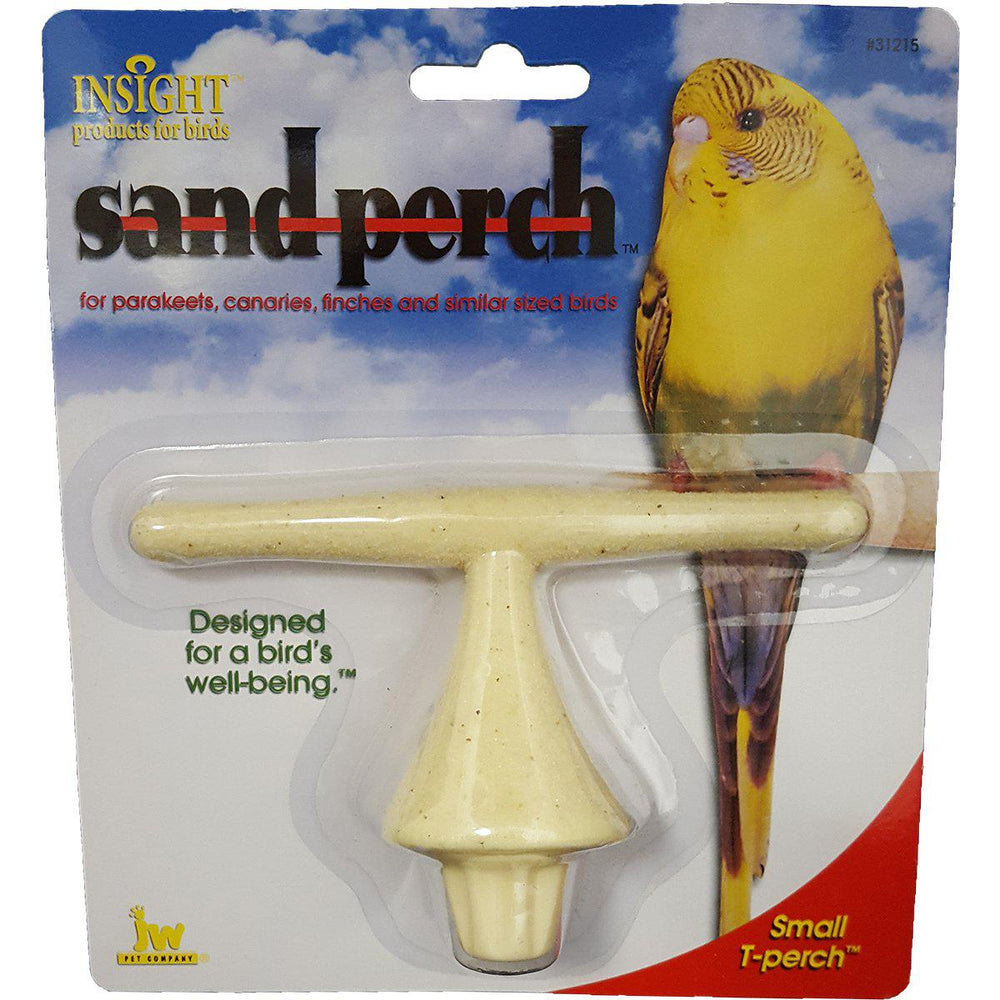 InSight® Sand Perch™ T-Perch™ - Critter Country Supply Ltd.