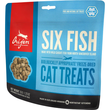 Orijen® Biologically Appropriate™ Freeze-Dried Cat Treats - Critter Country Supply Ltd.