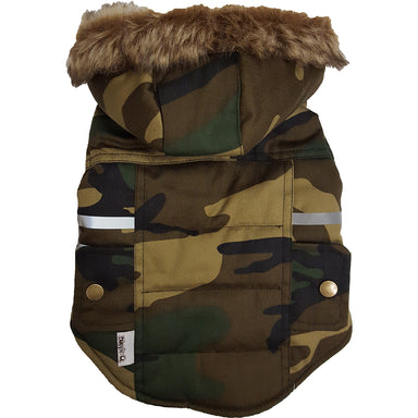 Doggie-Q Snow Mantra Parka - Critter Country Supply Ltd.