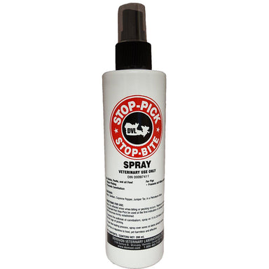 DVL Stop-Pick, Stop-Bite Spray 200ml - Critter Country Supply Ltd.