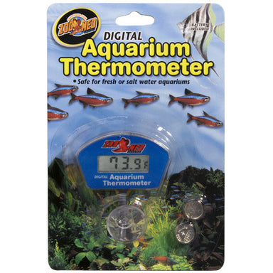 Zoo Med™ Digital Aquarium Thermometer - Critter Country Supply Ltd.