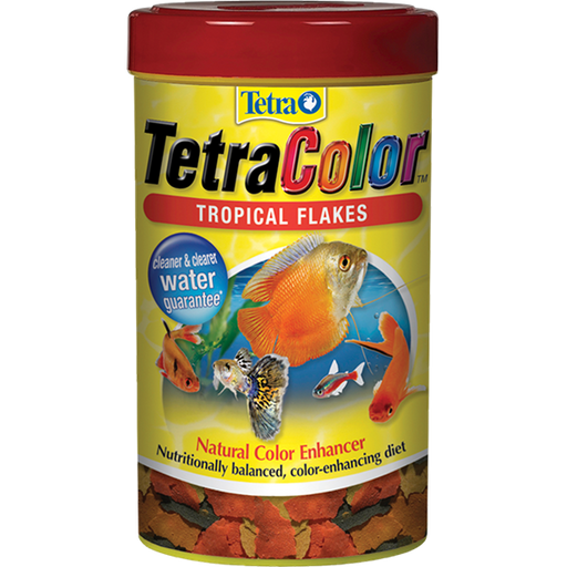 Tetra® TetraColor® Tropical Flakes