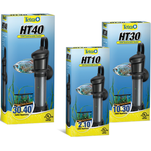 Tetra® HT Submersible Heaters