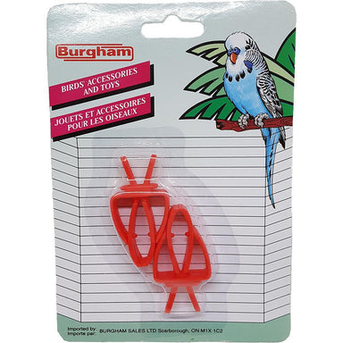 Burgham Treat Clips 2PK - Critter Country Supply Ltd.