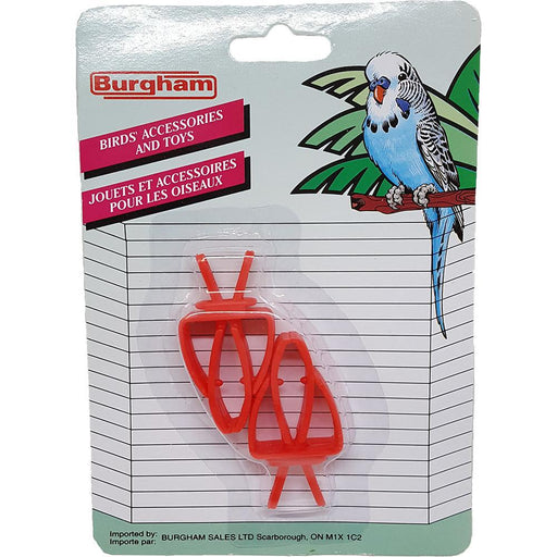 Burgham Treat Clips 2PK