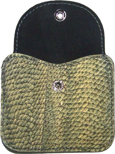 True Walleye Fish Leather Change Purse - Critter Country Supply Ltd.