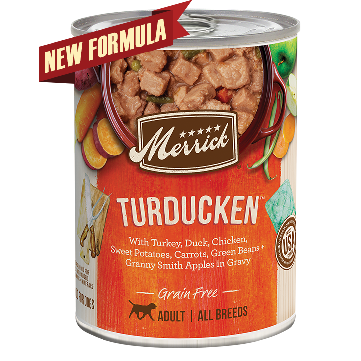 Merrick® GRAIN FREE Canned Dog Food 12.7oz