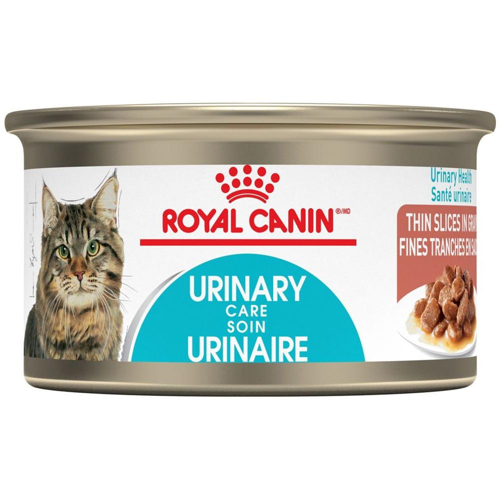 ROYAL CANIN® URINARY CARE Thin Slices in Gravy 3.0oz - Critter Country Supply Ltd.
