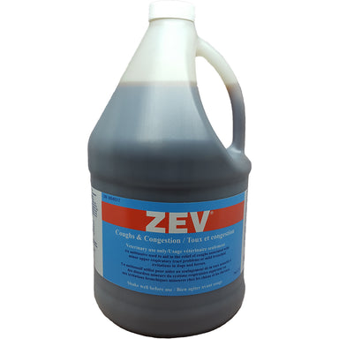 ZEV® Coughs & Congestion 2L - Critter Country Supply Ltd.