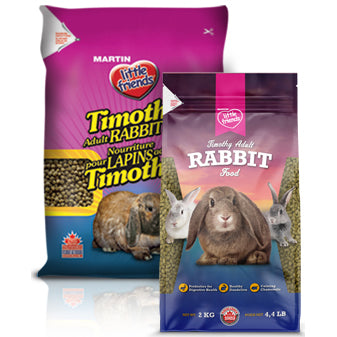 MARTIN little friends™ Timothy Adult Rabbit Food - Critter Country Supply Ltd.