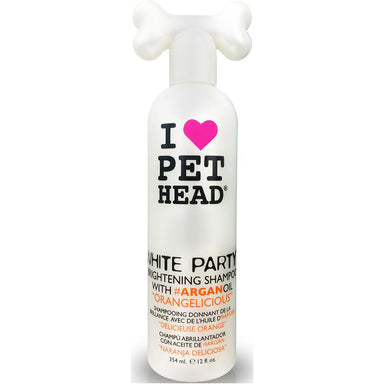 "PET HEAD® ""White Party™"" Brightening Dog Shampoo 354ml - Critter Country Supply Ltd."