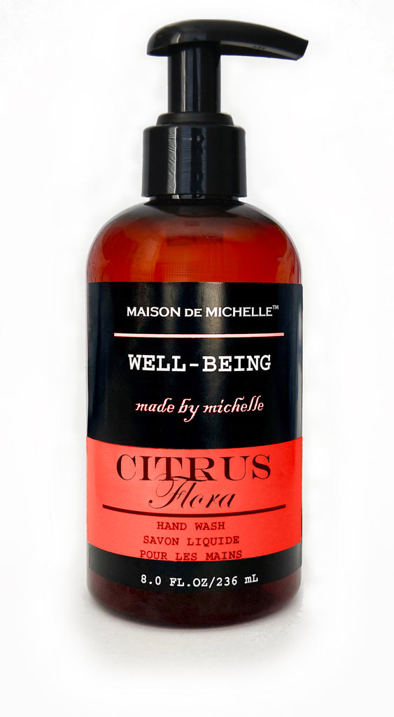 Citrus Flora Luxury Hand Wash