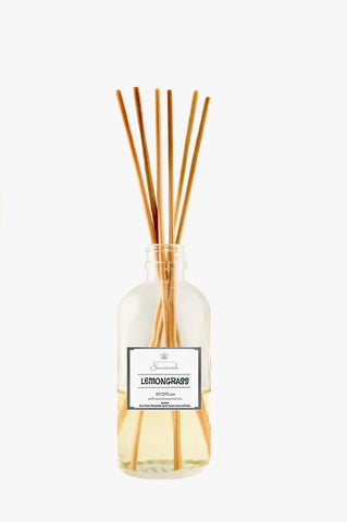 Lemongrass Oil Diffuser 2.0 fl.oz