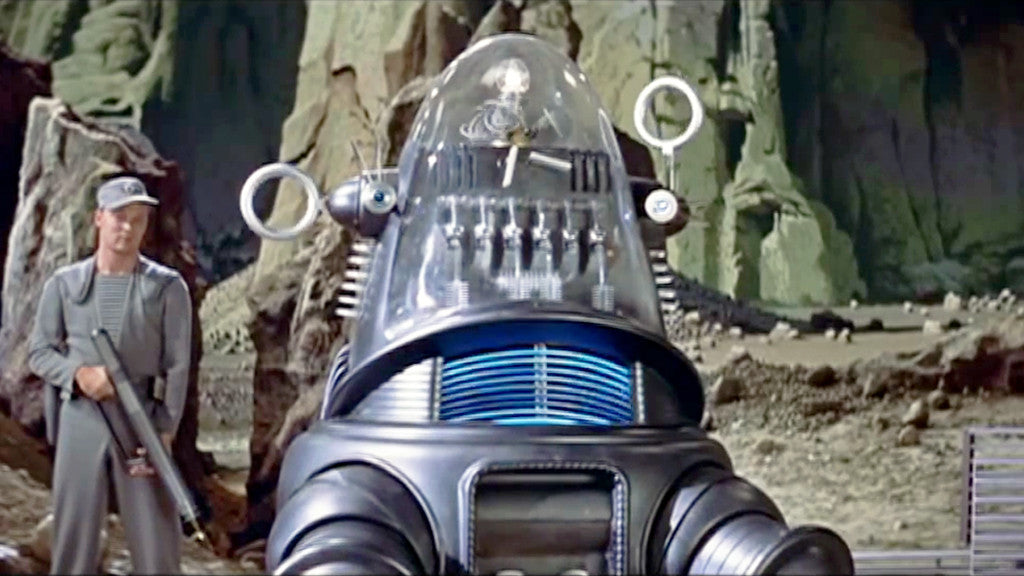 Do you know Robby the robot?