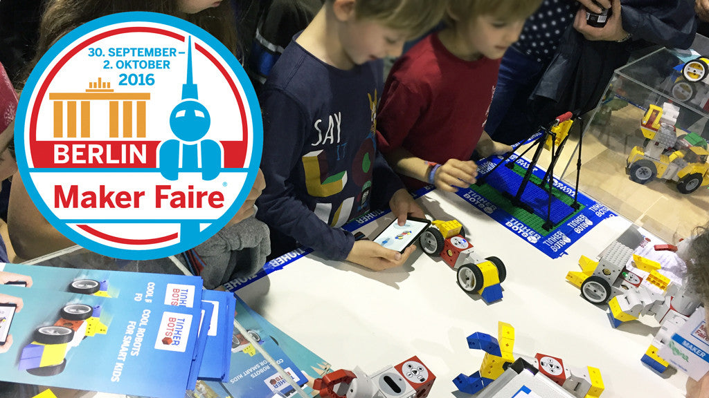 Review Maker Faire Berlin 2016