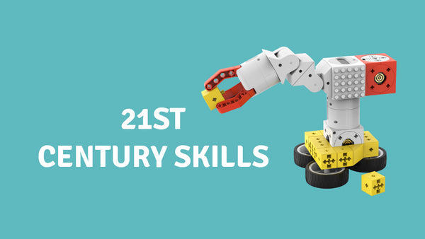 Teaching 21st Century Skills with robotics