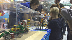 Tinkerbots Maker Faire Berlin