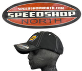 2 - Dave Mass Black Cap - Speed Shop North - 1