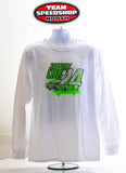 Jeffrey Lien Jr. #24 Long Sleeved Tee - Speed Shop North - 1