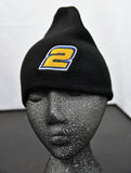 2 - Dave Mass Black Beanie - Speed Shop North - 3