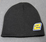 2 - Dave Mass Black Beanie - Speed Shop North - 2