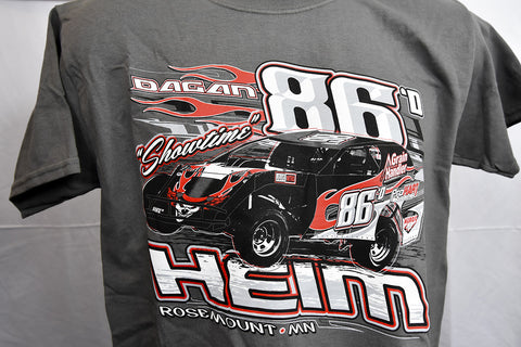 Dagan Heim #86D - 2016 Updated - Speed Shop North - 1