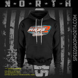 2 - Dave Mass - 2019 Hoodie 5 time National Champion