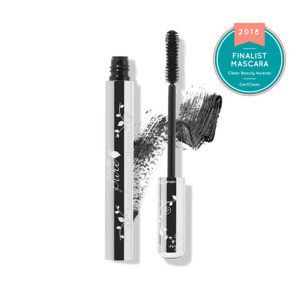 100% Pure Ultra Lengthening Mascara Black Tea