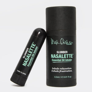 Black Chicken Remedies Nasalette Essential Oil Inhaler - Slumber
