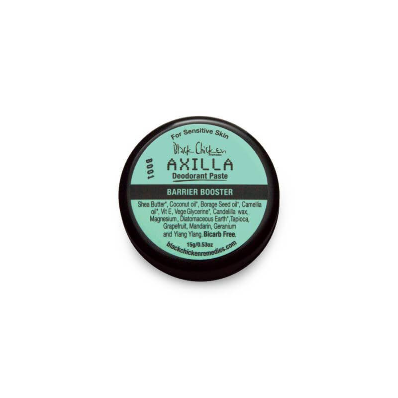 Black Chicken Remedies Axilla Natural Deodorant for sensitive skin