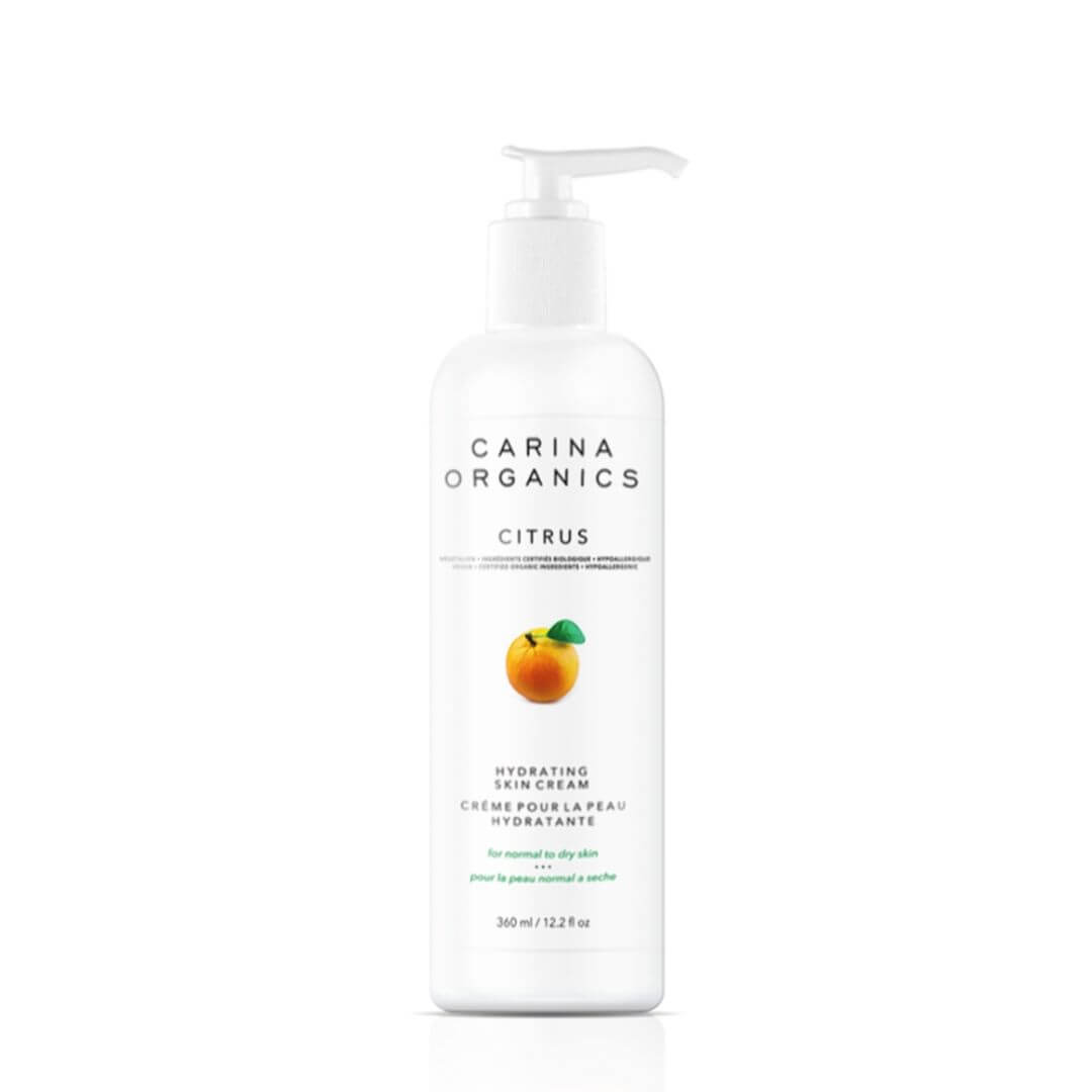 Carina Organics Citrus Hand & Body Lotion