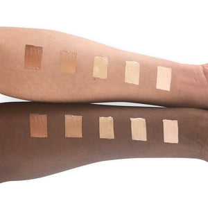 HAN Skincare Concealer Color Swatches