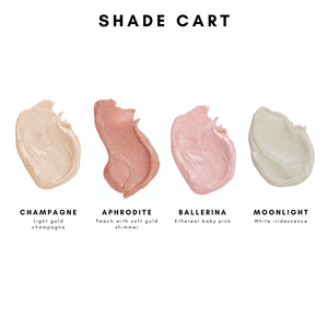 HAN Skincare Cosmetics Illuminators Shade Guide