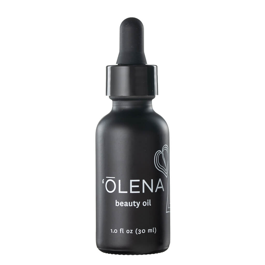 Honua Hawaiian Skincare Olena Beauty Oil