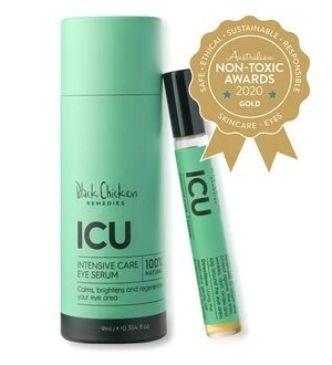 Black Chicken Remedies ICU Eye serum award