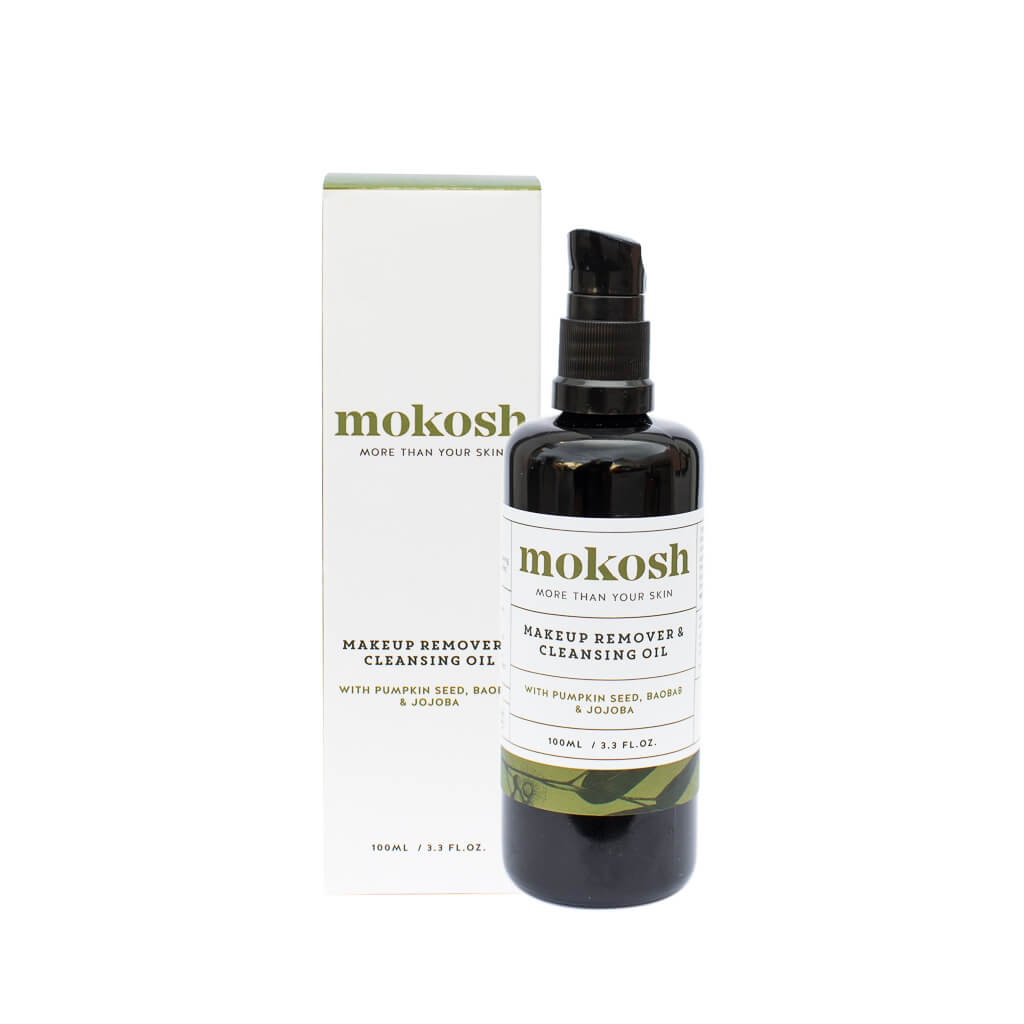 Mokosh Skincare Makeup Remover & Cleansing Oil