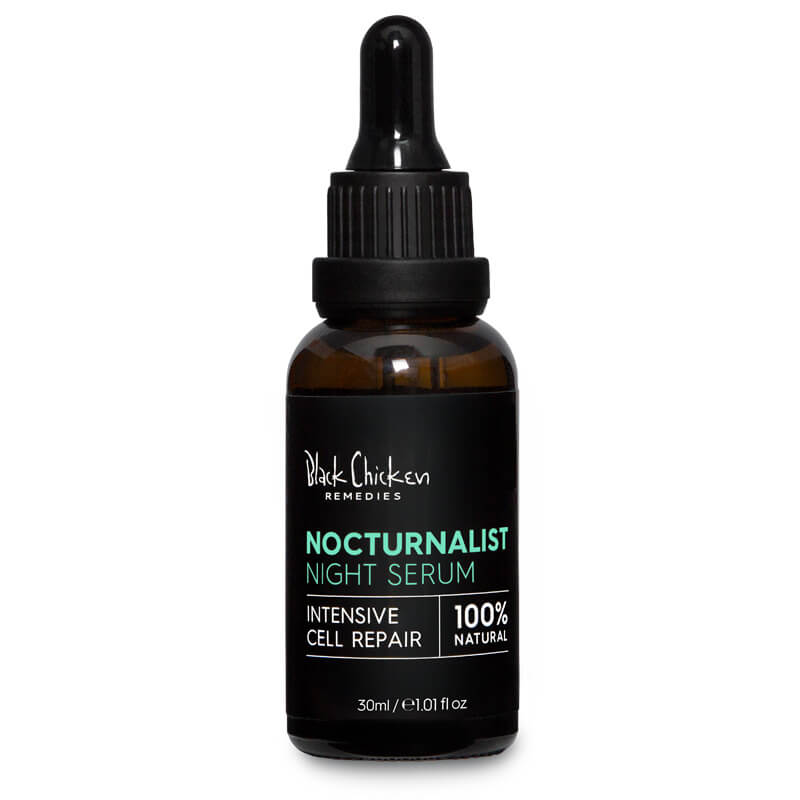 Black Chicken Remedies Nocturanalist Night Repair Serum